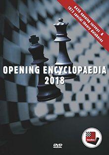 Chessbase Eröffnungslexikon 2018