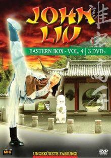 John Liu Eastern Box, Vol. 4 [3 DVDs]
