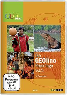 Die Geolino Reportage, Vol. 5, 10 Episoden