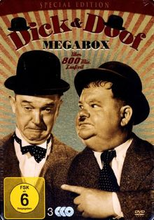 Dick & Doof - Megabox - Special Edition (Metallbox - 3 DVDs)