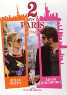 2 Days in Paris - DVD