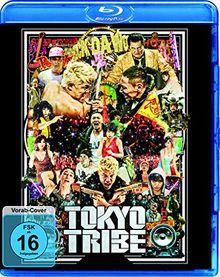 Tokyo Tribe (OmU) [Blu-ray]