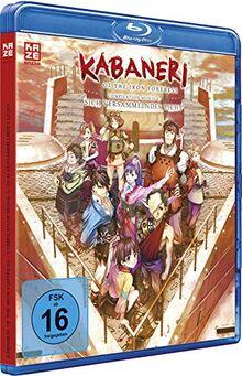 Kabaneri of the Iron Fortress: Sich versammelndes Licht - Movie 1 - [Blu-ray]