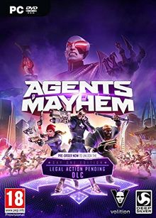 Agents of Mayhem Day One Edition (PC)