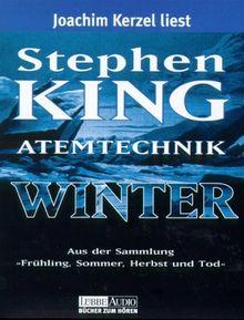 Atemtechnik. Winter. 2 Cassetten. Aus der Sammlung Frühling, Sommer, Herbst und Tod