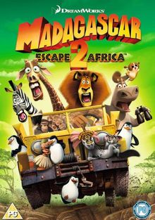 Madagascar Escape 2 Africa [UK Import]
