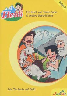 Heidi, Folge 2: Ein Brief von Tante Dete & andere Geschichten