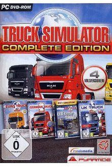 Truck-Simulator Complete-Edition [Software Pyramide]