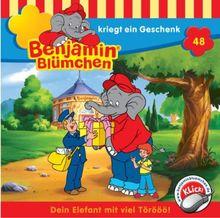 Benjamin Blümchen 48: ... kriegt ein Geschenk