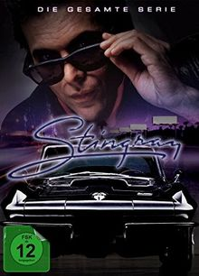 Stingray - Die komplette Serie [9 DVDs]