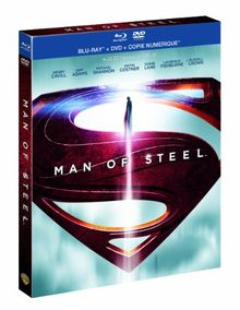 Man of steel [Blu-ray] [FR Import]