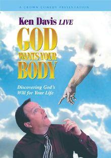 God Wants Your Body [DVD] [Region 1] [NTSC] [US Import]