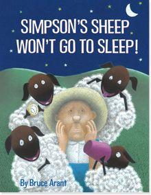 Simpsons's Sheep Won't Go to Sleep