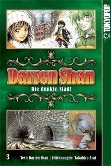 Darren Shan 03: Die dunkle Stadt