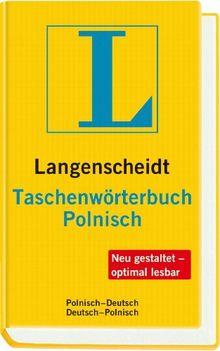 Langenscheidt Taschenwörterbuch Polnisch: Polnisch-Deutsch/Deutsch-Polnisch (Langenscheidt Taschenwörterbücher)