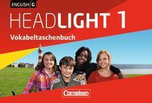 English G Headlight - Allgemeine Ausgabe: Band 1: 5. Schuljahr - Vokabeltaschenbuch