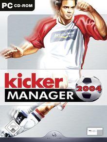 Kicker manager 2004 (Hammerpreis)