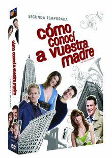 Cómo Conocí A Vuestra Madre (2ª Temporada) (Import Dvd) (2009) Josh Radnor; Ja
