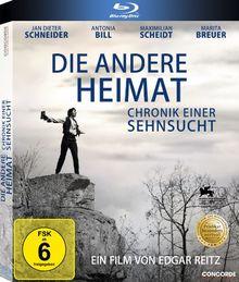 Die andere Heimat - Chronik einer Sehnsucht [Blu-ray]
