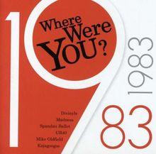 Where Were You: 1983