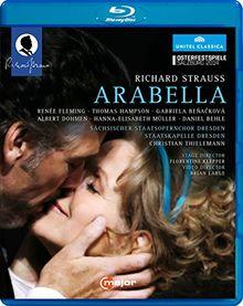 Strauss: Arabella [Fleming, Hampson, Dohmen, Thielemann] [Blu-ray]