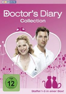 Doctor's Diary Collection - Staffel 1-3 in einer Box [6 DVDs]