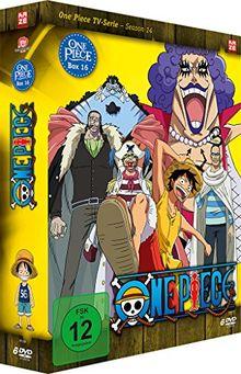 One Piece - Die TV Serie - Box Vol. 16 [6 DVDs]