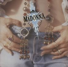 Like a prayer (1989) [Vinyl LP]