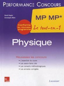 Physique 2e année MP MP* : Le tout-en-un