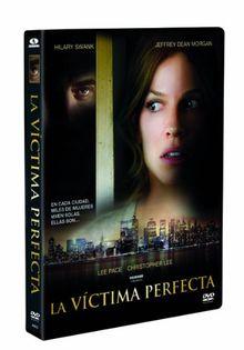 La Victima Perfecta (Import Dvd) (2012) Hilary Swank; Jeffrey Dean Morgan; Chr