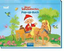 """Mini-Pop-Up-Buch """"Unser Sandmännchen"""": 10 Seiten"""