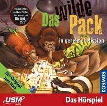 Das wilde Pack 07. Das wilde Pack in geheimer Mission