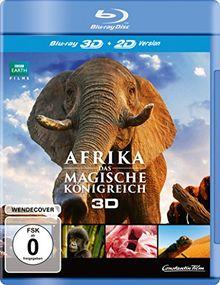 Afrika - Das magische Königreich (+ Blu-ray)
