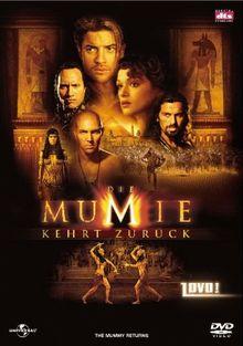 Die Mumie kehrt zurück (Einzel-DVD)