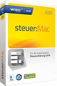 WISO steuer:Mac 2020 (für Steuerjahr 2019| Standard Verpackung)