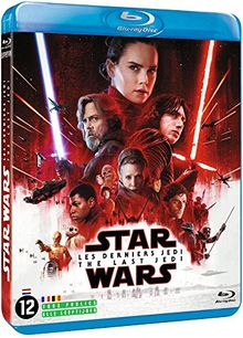 Star wars épisode VIII : les derniers jedi [Blu-ray] [FR Import]
