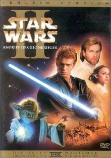 Star Wars Episode 2 - Angriff der Klonkrieger [Verleihversion]