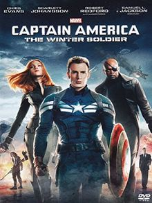 Captain America - The Winter Soldier [IT Import]