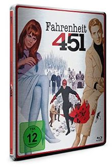 Fahrenheit 451 - Steelbook [Blu-ray]