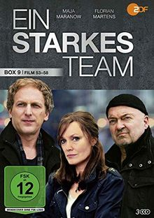 Ein starkes Team - Box 9 (Film 53-58) [3 DVDs]