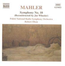 Sinfonie Nr. 10 (Rekonstruktion Von Joe Wheeler)