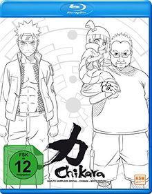 Naruto Shippuden - Special Chikara (Folge 510-515, Uncut) (Blu-ray)
