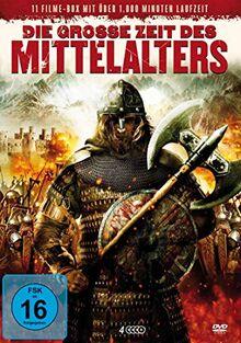Die Große Zeit des Mittelalters [4 DVDs]