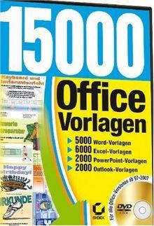 15.000 Office-Vorlagen