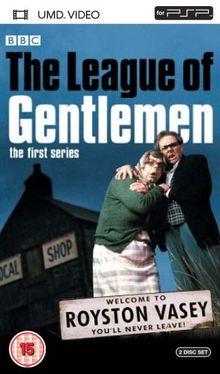 The League of Gentlemen - Series 1 [UMD Universal Media Disc] [UK Import]