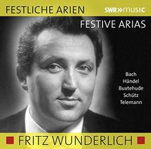 Fritz Wunderlich: Festliche Arien