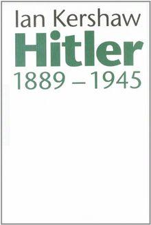 Hitler: 1889-1945