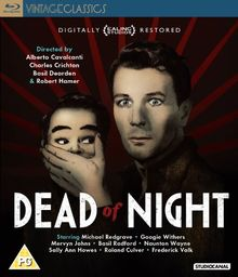 Dead of Night [Blu-ray] [Import anglais]