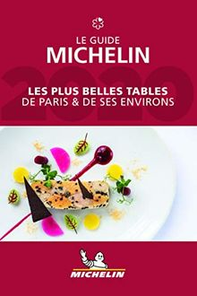 Michelin Paris et ses environs 2020: Restaurants (MICHELIN Hotelführer)