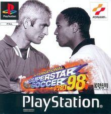 International Superstar Soccer Pro 98 (PSX) oA gebr.